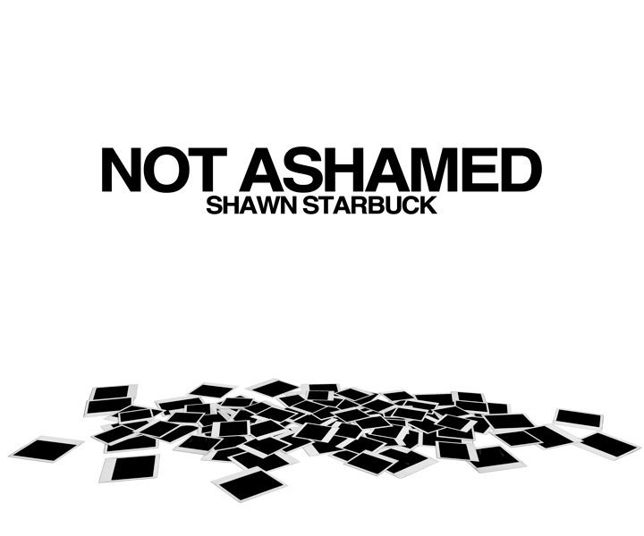 Not Ashamed CD Cover